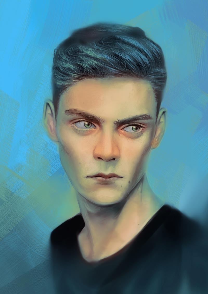 2D - Digital Painting