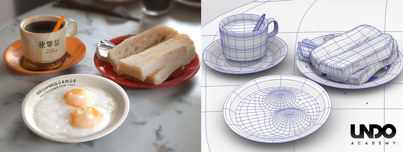 3D - Keng Yew - Look Development - Batch021