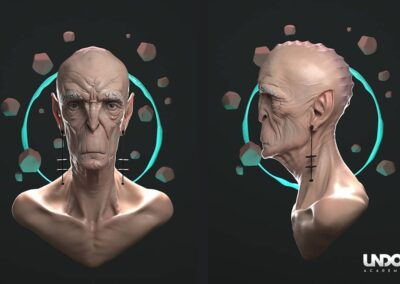 Character-Modeling