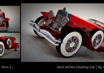 Hardsurface-Modeling